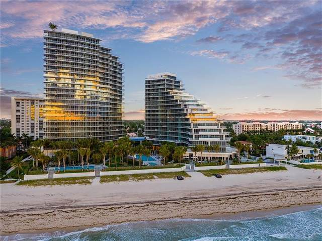 2200 N Ocean Blvd N703, Fort Lauderdale, FL 33305 (#F10275997) :: The Rizzuto Woodman Team