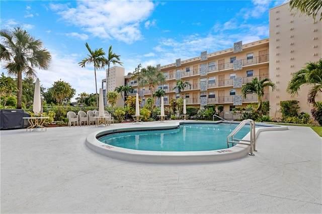 2145 Pierce St #231, Hollywood, FL 33020 (#F10276000) :: Baron Real Estate