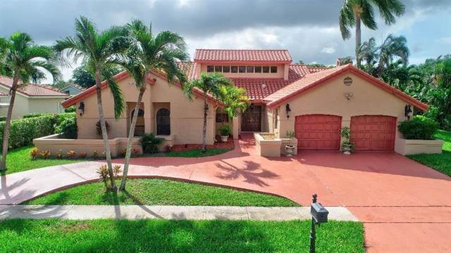 2866 NW 26th St, Boca Raton, FL 33434 (MLS #F10276004) :: The Howland Group