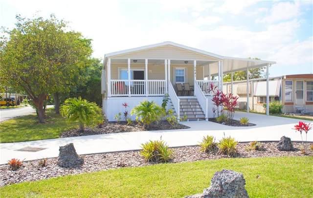 5641 Lagoon Dr, Fort Lauderdale, FL 33312 (MLS #F10276027) :: Dalton Wade Real Estate Group