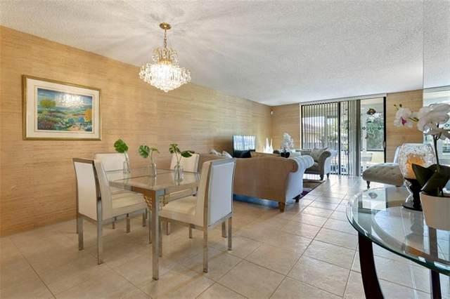 3521 SE Environ Blvd B109, Lauderhill, FL 33319 (MLS #F10276075) :: Green Realty Properties