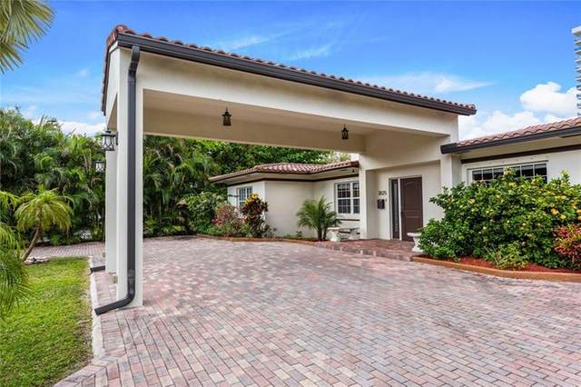 3025 Center Ave, Fort Lauderdale, FL 33308 (MLS #F10276244) :: The Howland Group
