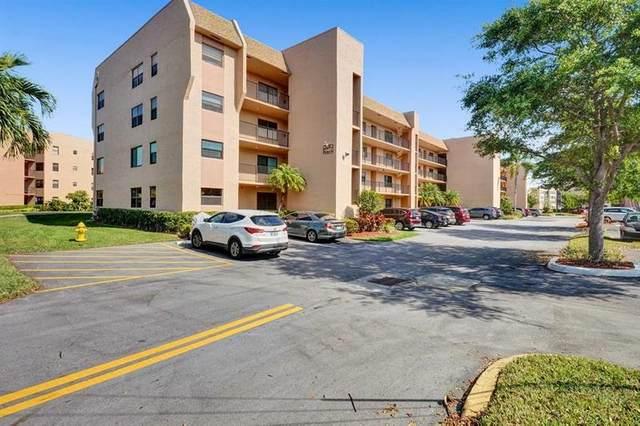 10451 Sunrise Lakes Blvd #101, Sunrise, FL 33322 (#F10276251) :: Baron Real Estate