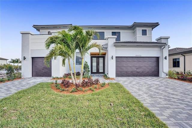 10573 N Lago Vista Circle, Parkland, FL 33076 (MLS #F10276285) :: The Jack Coden Group