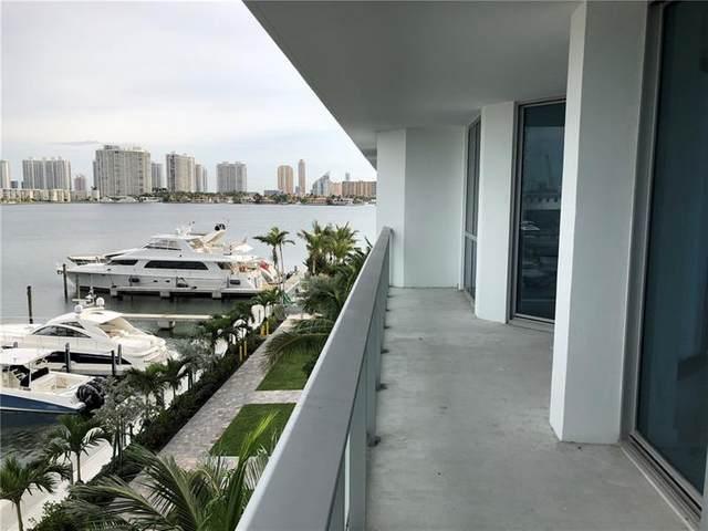 17111 Biscayne Blvd #305, Aventura, FL 33160 (MLS #F10276331) :: Green Realty Properties