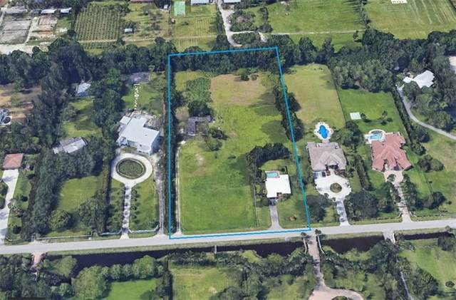 13431 Mustang Trail, Southwest Ranches, FL 33330 (MLS #F10276350) :: Patty Accorto Team