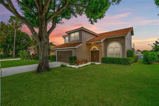 5940 Citrine Ct, Boynton Beach, FL 33472 (MLS #F10276504) :: The Jack Coden Group