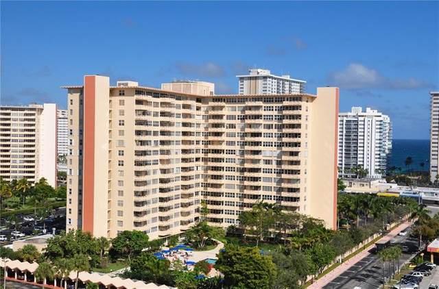 3333 NE 34th St #608, Fort Lauderdale, FL 33308 (#F10276646) :: Posh Properties