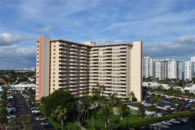 3300 NE 36th St #1111, Fort Lauderdale, FL 33308 (#F10276678) :: Posh Properties