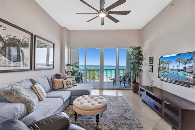 4444 El Mar Dr #4304, Lauderdale By The Sea, FL 33308 (#F10276682) :: The Power of 2 | Century 21 Tenace Realty