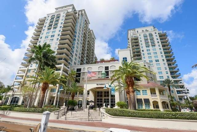 610 W Las Olas Blvd 2116N, Fort Lauderdale, FL 33312 (#F10276693) :: The Rizzuto Woodman Team