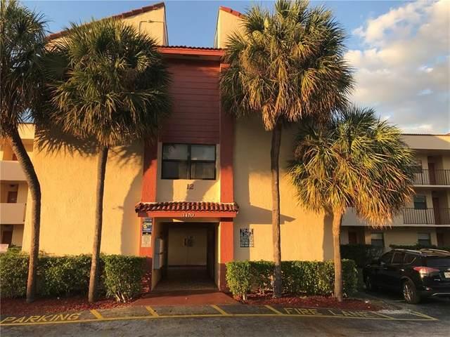 3470 Foxcroft Rd #208, Miramar, FL 33025 (MLS #F10276695) :: Patty Accorto Team