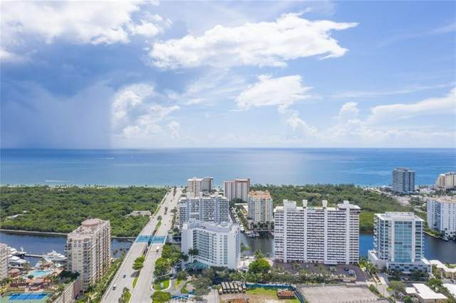 2670 E Sunrise Blvd #1117, Fort Lauderdale, FL 33304 (#F10276696) :: Baron Real Estate