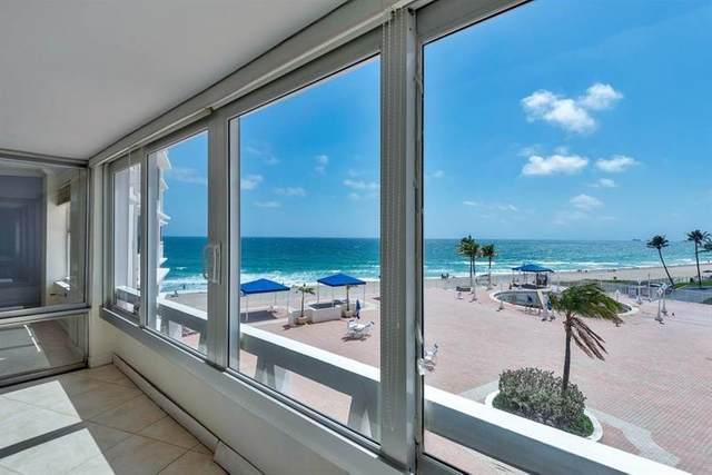 3900 N Ocean Dr 3F, Lauderdale By The Sea, FL 33308 (#F10276708) :: Ryan Jennings Group