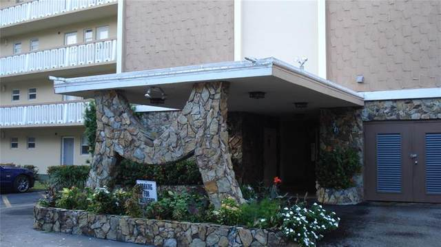 1001 NE 14th Ave #404, Hallandale Beach, FL 33009 (#F10276863) :: Signature International Real Estate