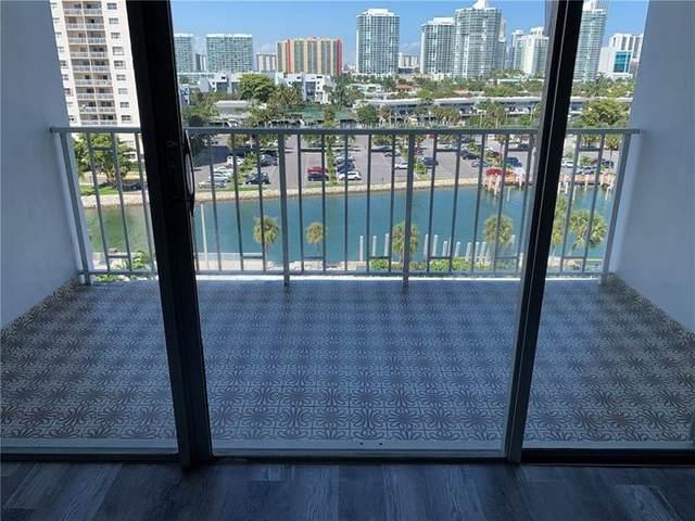 500 Bayview Dr #727, Sunny Isles Beach, FL 33160 (MLS #F10276866) :: Miami Villa Group