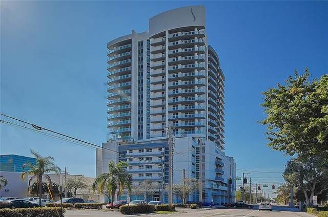 315 NE 3rd Ave #1507, Fort Lauderdale, FL 33301 (#F10276867) :: Baron Real Estate