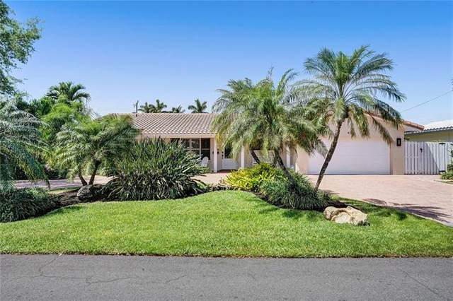 4131 NE 28th Ave, Fort Lauderdale, FL 33308 (MLS #F10276873) :: The Jack Coden Group