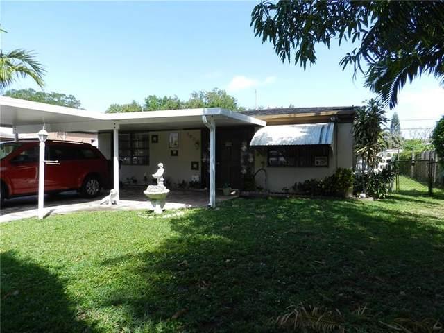 1687 NE 174th St, North Miami Beach, FL 33162 (MLS #F10276938) :: The Jack Coden Group