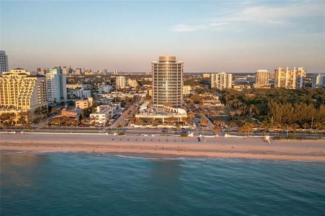 701 N Fort Lauderdale Beach Blvd #804, Fort Lauderdale, FL 33304 (#F10276991) :: The Rizzuto Woodman Team