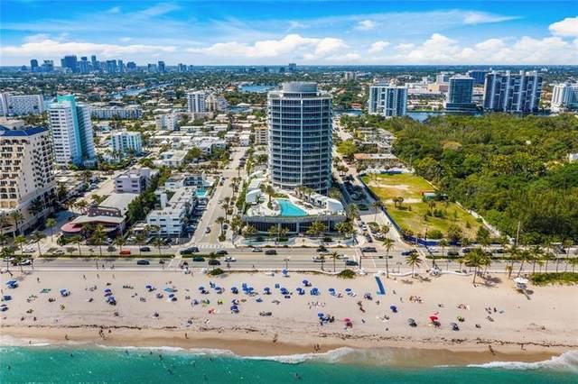 701 N Fort Lauderdale Beac #1606, Fort Lauderdale, FL 33308 (MLS #F10277016) :: The Howland Group