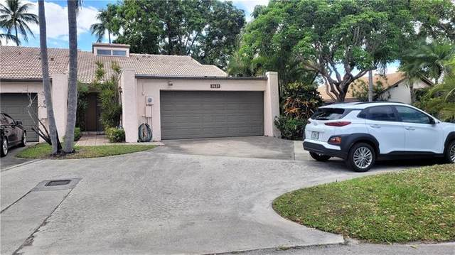 3621 Lime Hill Rd #3621, Lauderhill, FL 33319 (MLS #F10277040) :: The Howland Group