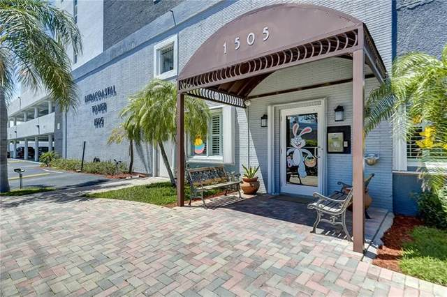 1505 N Riverside Dr #1208, Pompano Beach, FL 33062 (MLS #F10277061) :: Berkshire Hathaway HomeServices EWM Realty