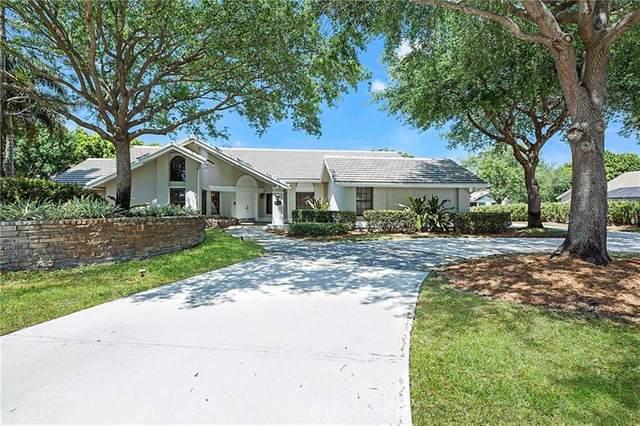 6921 N Woodridge Dr, Parkland, FL 33067 (MLS #F10277073) :: The Jack Coden Group