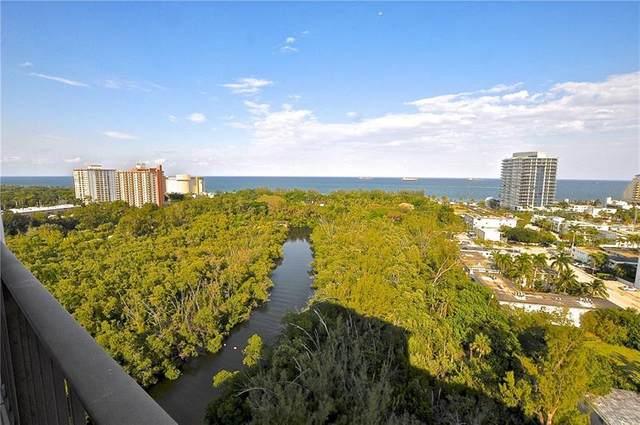 777 Bayshore Dr #1704, Fort Lauderdale, FL 33304 (#F10277108) :: Signature International Real Estate