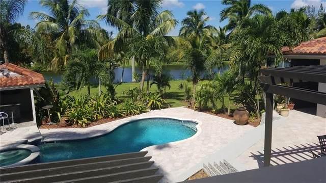 11081 SW 30th Ct, Davie, FL 33328 (MLS #F10277208) :: Dalton Wade Real Estate Group