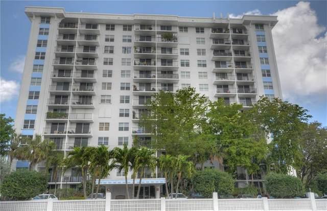1800 N Andrews Ave 5D, Fort Lauderdale, FL 33311 (#F10277251) :: Baron Real Estate