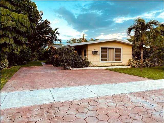 821 6 Street, Hallandale Beach, FL 33009 (#F10277272) :: Posh Properties