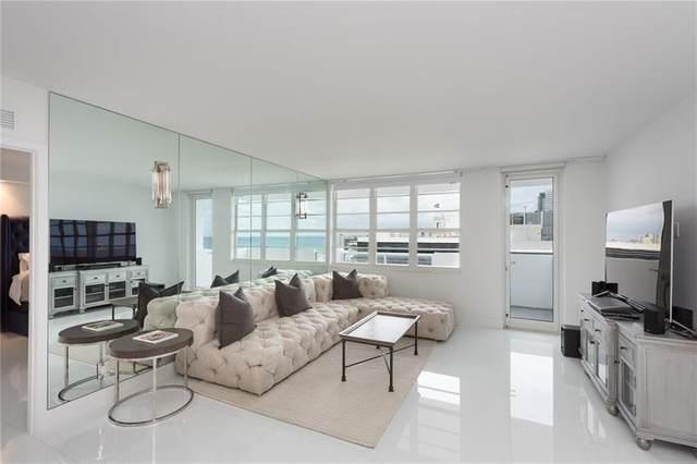 100 Lincoln Rd #1523, Miami Beach, FL 33139 (#F10277332) :: Baron Real Estate
