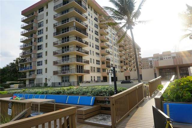 1147 Hillsboro Mile #303, Hillsboro Beach, FL 33062 (MLS #F10277337) :: Castelli Real Estate Services