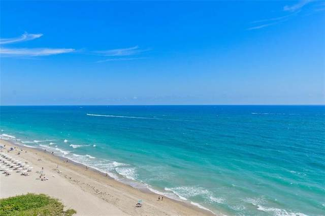 1340 S Ocean Blvd #1201, Pompano Beach, FL 33062 (#F10277493) :: The Rizzuto Woodman Team