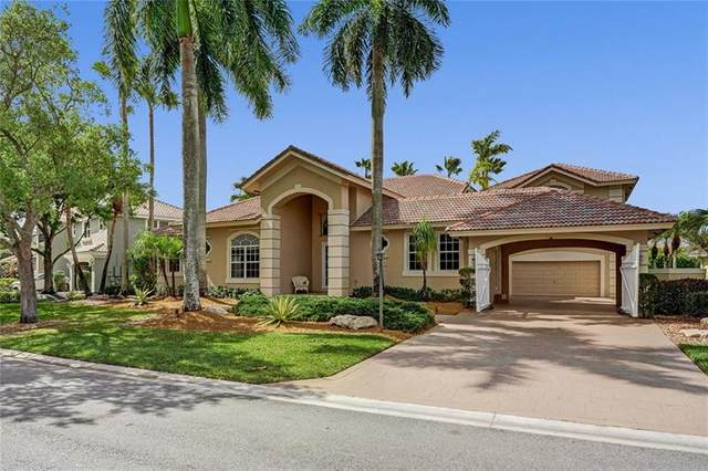 6681 NW 103rd Ln, Parkland, FL 33076 (MLS #F10277592) :: The Jack Coden Group