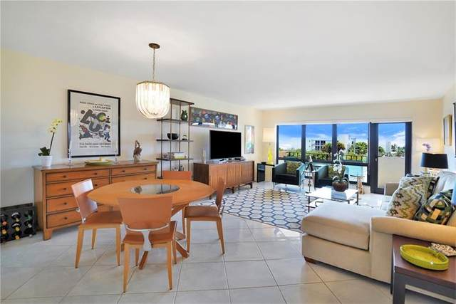 4900 N Ocean Blvd #501, Lauderdale By The Sea, FL 33308 (MLS #F10277597) :: The Howland Group