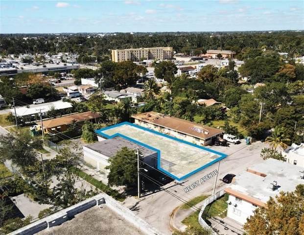 8052 NE 1st Ave, Miami, FL 33138 (MLS #F10277619) :: GK Realty Group LLC