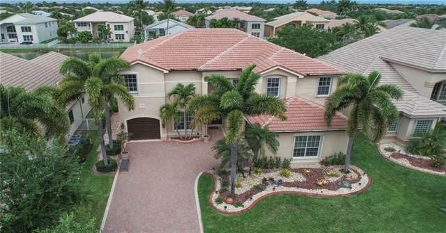18553 SW 49th St, Miramar, FL 33029 (MLS #F10277630) :: The Paiz Group