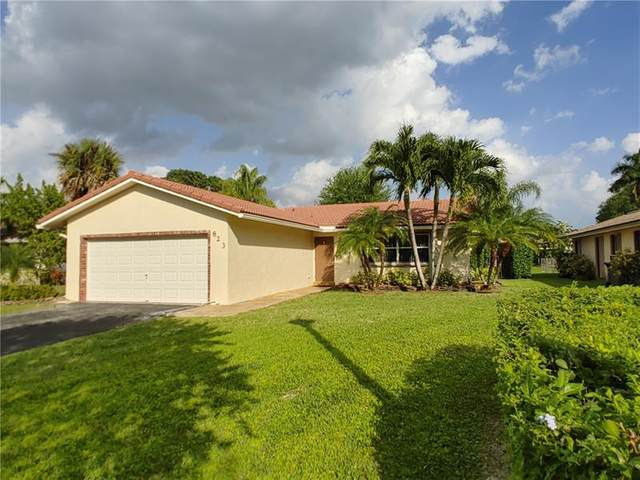823 NW 87th Ave, Coral Springs, FL 33071 (MLS #F10277656) :: The Paiz Group