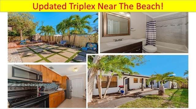 814 NE 14th Pl, Fort Lauderdale, FL 33304 (#F10277659) :: Posh Properties