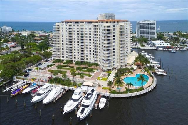 1 Las Olas Cir #511, Fort Lauderdale, FL 33316 (#F10277693) :: Baron Real Estate