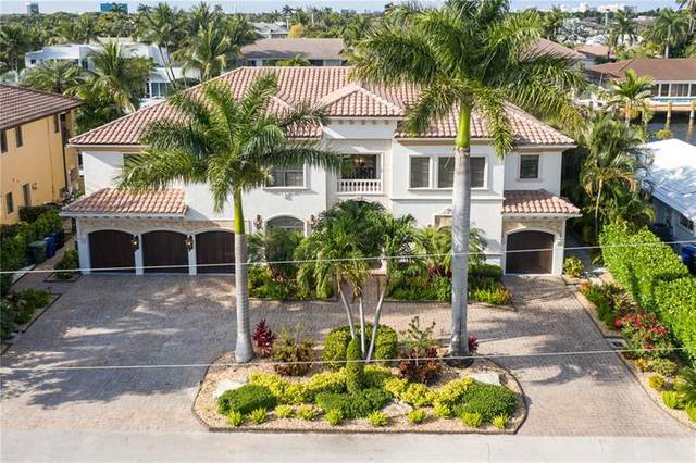 2841 NE 35th Ct, Fort Lauderdale, FL 33308 (MLS #F10277694) :: The Jack Coden Group