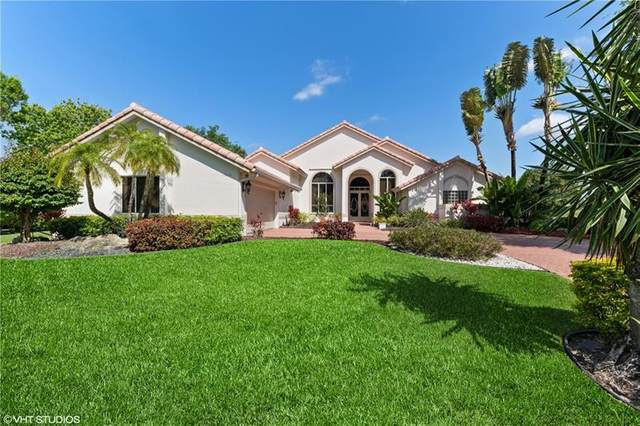 12699 N Eagle Trace Blvd, Coral Springs, FL 33071 (#F10277709) :: The Rizzuto Woodman Team