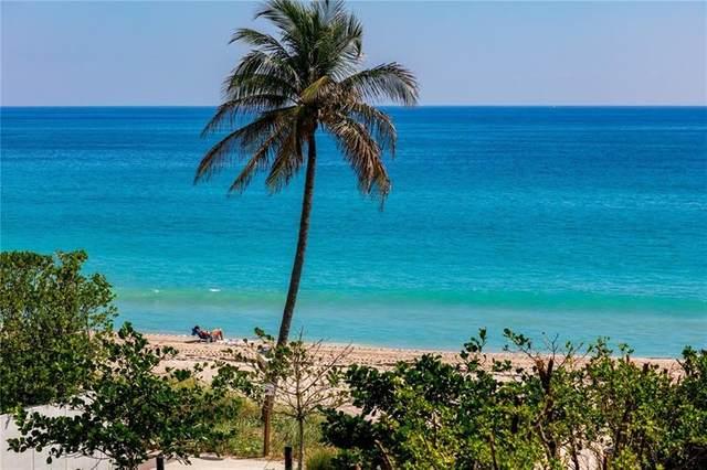 2110 N Ocean 4B, Fort Lauderdale, FL 33305 (#F10277748) :: Baron Real Estate