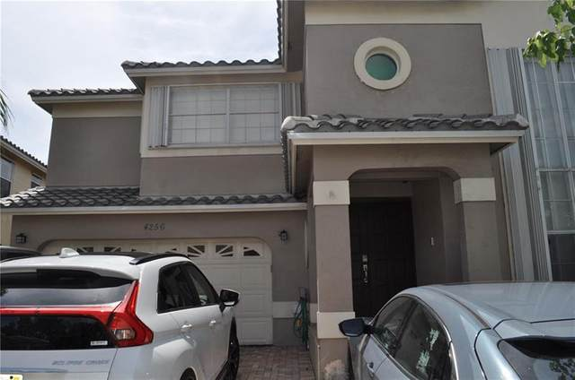 4256 NW 57th Dr, Coconut Creek, FL 33073 (MLS #F10277798) :: The Jack Coden Group