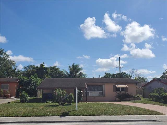 6500 Sheridan St, Hollywood, FL 33024 (MLS #F10277805) :: The Jack Coden Group