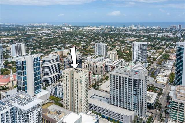 350 SE 2ND ST #750, Fort Lauderdale, FL 33301 (MLS #F10277827) :: Castelli Real Estate Services