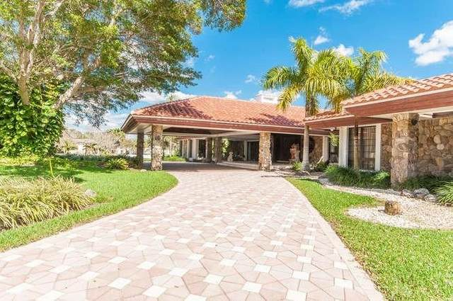 16200 Saddle Club Rd, Weston, FL 33326 (MLS #F10277828) :: The Jack Coden Group