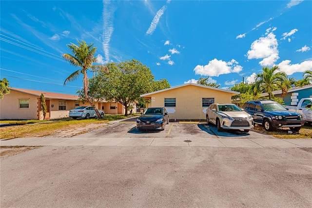 420 NE 44TH, Pompano Beach, FL 33064 (#F10277894) :: Posh Properties